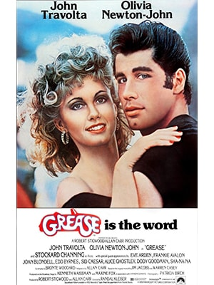 Grease has unbelievable music and such a great story line that we can all relate to that it's easily one of the best musicals of all time.