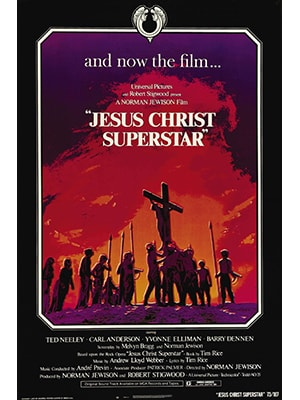 Jesus Christ Superstar is the best musical of all time.