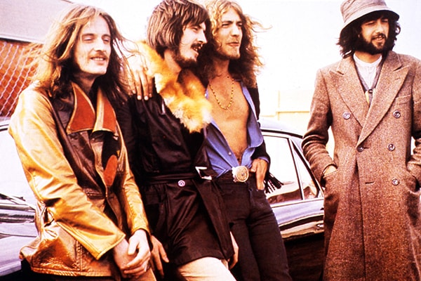 Led Zeppelin is one of the most talented bands ever.