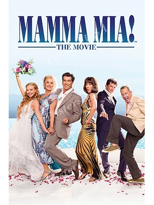 Mamma Mia is a musical based on the music of ABBA and is about a woman with several suitors