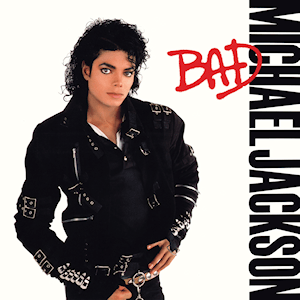 Michael Jackson's bad is his second entry into the best-selling albums of all time list