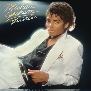 The best-selling album of all time is Michael Jackson's Thriller, for good reason.