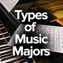 music majors degrees and programs
