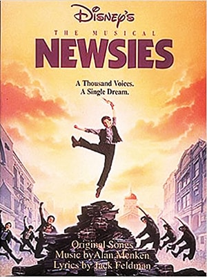 Newsies is one of the best musicals with a movie produced by Disney