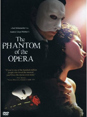 The Phantom of the Opera is easily one of the best musicals with music by Andrew Lloyd Webber and singing by Emmy Rossum