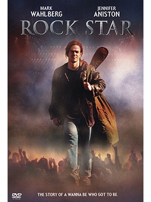 Rock Star has a star studded cast and is one of the most touching and best movies about music you'll ever see