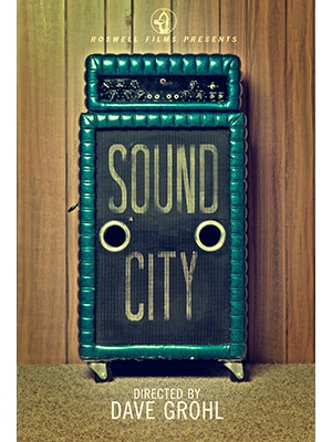 Sound City is a documentary about the music of Dave Grohl who also directed the film