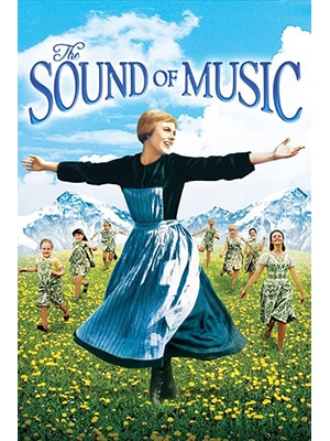 The Sound of Music is an all-time great movie and record holder and one of the most popular musicals of all time.