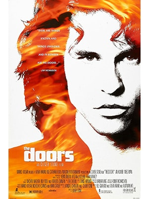 The Doors is one of the best music movies ever made