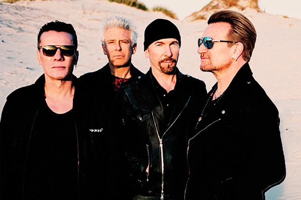 U2 has some of the hugest concerts and tours, proving that music fans everywhere love this band.