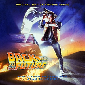 The Back to the Future movie score is among the best of all time. By Alan Silvestri, it's broadly good in terms of all of the tracks and has a very solid main theme song.