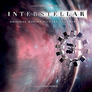 The Interstellar movie score by Hans Zimmer is hypnotic and classy, full of wonder and hope.