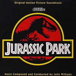 The Jurassic Park movie score is an original motion picture soundtrack by John Williams and easily one of the best movie scores of all time when every song is taken into account.