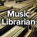 music librarian