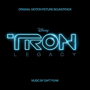 The Tron Legacy soundtrack was written and performed by Daft Punk, who's waver between the synthpop and funk genres. It's one of the best movie scores of all time, surprisingly.