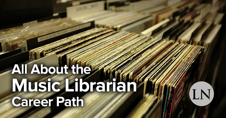 what does a music librarian do