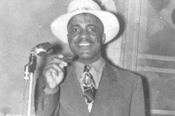 Sonny Boy Williamson is one of the best harmonicists of all time to the point that when he stopped playing someone else pretended they were him to make money!