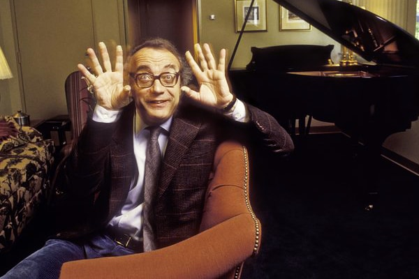 Alfred Brendel is a great pianist who is also revered for his composition work, writing amazing songs.
