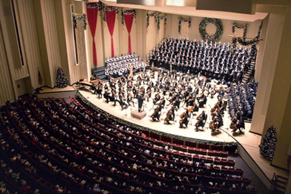 The Atlanta Symphony Orchestra is one of the best orchestras of all time, largely due to the amount of performances they put on, which means a lot of practice together.