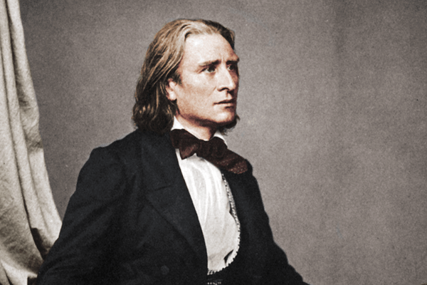 Franz Liszt was an amazing pianist known for his concertos and compositions.
