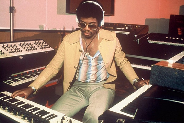 Herbie Hancock is our pick for the best keyboard player of all time, without a doubt.