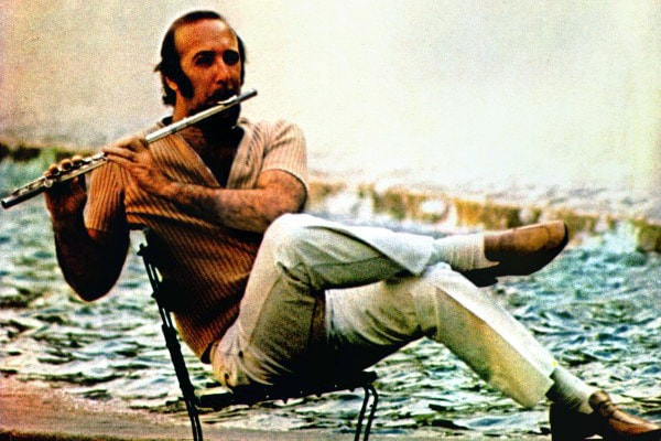 Herbie Mann is credited as being the player that made the flute popular as a jazz instrument.