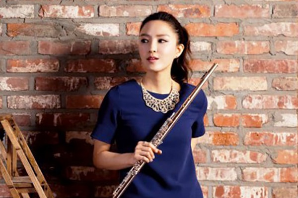 Jasmine Choi is an upcoming flutist who is already considered one of the best ever.