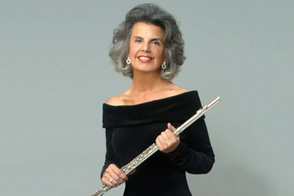 Jeanne Baxtresser is an American flutist and is our 4th best flute player in the world. Even at 14 years of age she played with the Minnesota Orchestra.