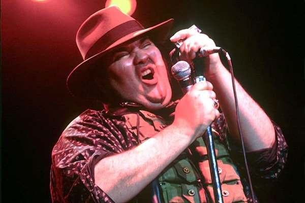 John Popper is one of the best harmonica players of all time most known for his blues riffs in the band Blues Traveler