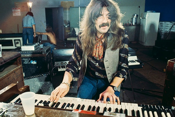 Jon Lord is one of the best keyboardists of all time, known for his work with Deep Purple and White Snake.