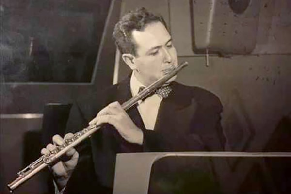 Julius Baker is one of the best flute players of all time, working with some of the top orchestras around the globe.