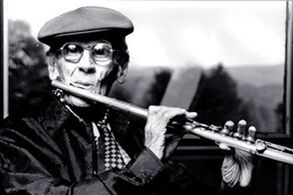 Marcel Moyce is probably the best known French flutist who's skill levels increased in record times.