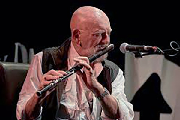 Matt Malloy is one of the best flute players in the world, known for his work with the Chieftains and the Irish Chamber Orchestra