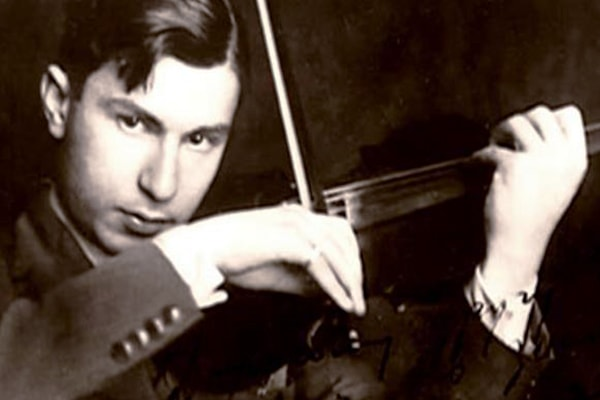 Nathan Mironovich Milstein is another all time great violinist who has toured the world, even earning awards from a US president.