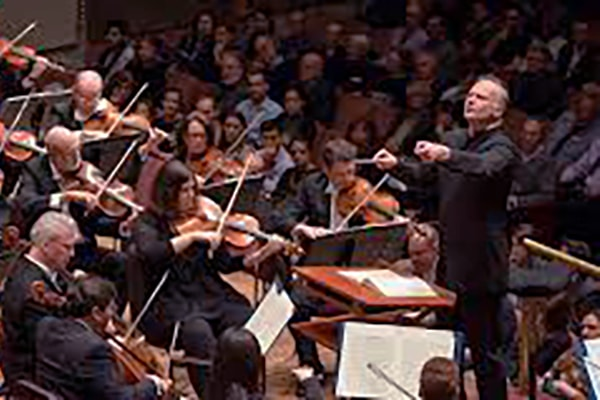 The National Symphony Orchestra is one of the best orchestras in the world, based out of Washington DC at the John F Kennedy Center for the Performing Arts.