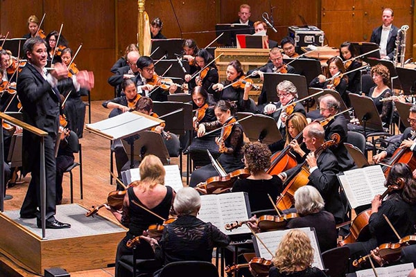 The New York Philharmonic is one of America's leading best orchestras, making a name for themselves since 1842.