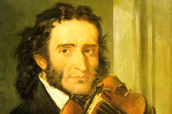 Niccolo Paganini is one of the top violinists of all time and a great composer as well.