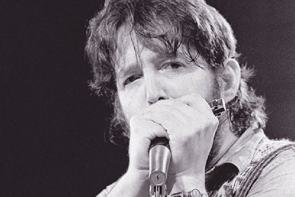 Paul Butterfield was more than one of the best harmonica players of all time, but also a great singer and bandleader.
