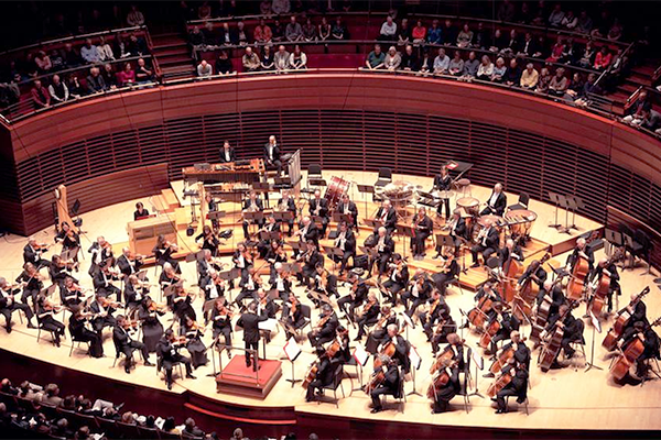 """The Philadelphia Orchestra is also in the """"Big Five"""" top orchestras of all time."""