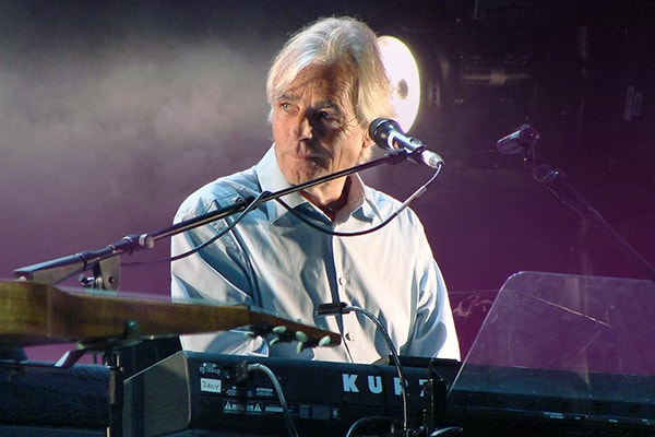 Rick Wright is an amazing keyboardist known for his work with Pink Floyd.