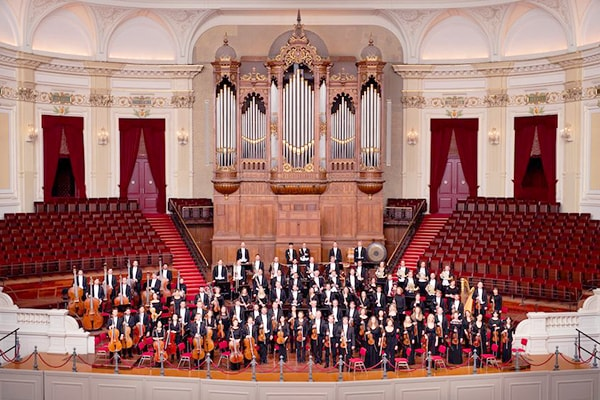 The Royal Concertgebouw Orchestra is known for having the most incredible acoustics.