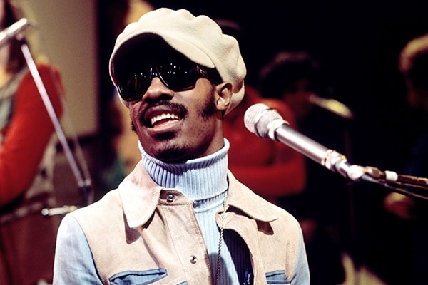 Some may not like this but Stevie Wonder is our 4th best keyboardist of all time. He's a mature player that doesn't show off his full skill levels all the time, but when he does it's amazing.