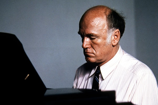 Sviatoslav Richter is loved for his artistic style when playing the piano.
