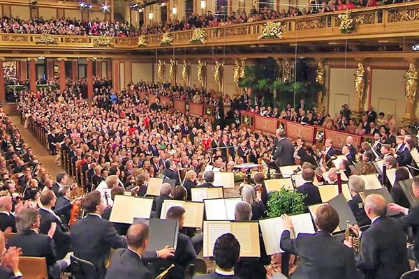 The Vienna Philharmonic is #1 of our picks for best orchestras in the world, easily. They have very stringent requirements for players to join or even audition.